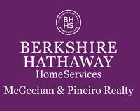 BERKSHIRE HATHAWAY HOME SERVICES MCGEEHAN & PINEIRO REALTY Logo