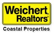 Weichert Realtors Coastal Properties Logo