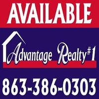 ADVANTAGE REALTY 1 Logo