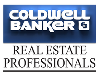Coldwell Banker Real Estate Professionals Logo