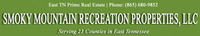 Smoky Mountain Recreation Prop Logo