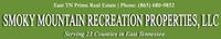 Smoky Mountain Recreation Prop Logo