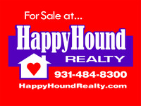 Happy Hound Realty Logo
