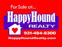 Happy Hound Realty Logo