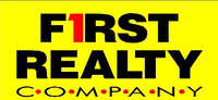 First Realty Company Logo