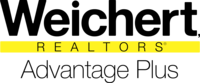 Weichert REALTORS Advantage Plus Logo