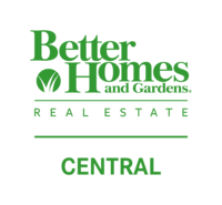 Better Homes and Gardens Real Estate Central Logo