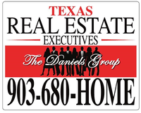 TEXAS REAL ESTATE EXECUTIVES, THE DANIELS GROUP - GILMER Logo