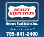 HEDGES REALTY EXECUTIVES Logo