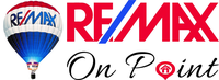RE/MAX ON POINT Logo