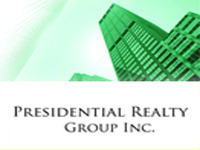 Presidential Realty Group, Inc Logo