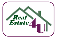 Real Estate 4U Logo