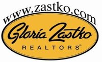 GLORIA ZASTKO, REALTORS Logo