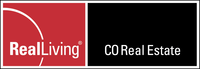REAL LIVING CO REAL ESTATE Logo