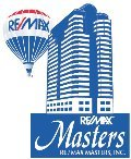 RE/MAX MASTERS INC Logo