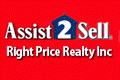 Assist 2 Sell Right Price Realty Logo