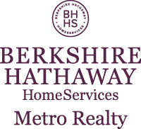 Berkshire Hathaway HomeServices Metro Realty Logo