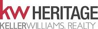KELLER WILLIAMS HERITAGE REALTY Logo