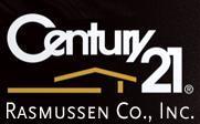 CENTURY 21 Rasmussen Company Logo