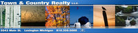 Town & Country Realty-L Logo