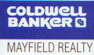 Coldwell Banker Mayfield Realty Logo