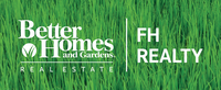 Better Homes & Gardens R E FH Logo