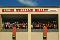 Keller Williams Rlty Landmark Logo