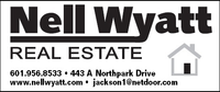Nell Wyatt Real Estate Logo