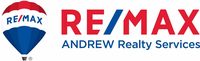 RE/MAX Andrew Realty Services Logo
