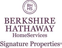 Berkshire Hathaway HomeServices Signature Properties Logo