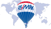 RE/MAX TIME REALTY Logo