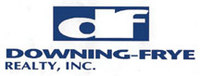 Downing Frye Realty Inc. Logo