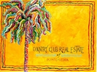 COUNTRY CLUB REAL ESTATE Logo