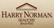 HARRY NORMAN REALTORS Logo