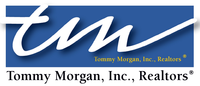 TOMMY MORGAN, INC., REALTORS Logo