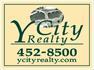Y City Realty, LLC. Logo