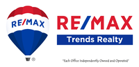 RE/MAX Trends Realty Logo