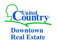 UNITED COUNTRY DOWNTOWN REAL ESTATE Logo