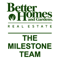 BHGRE The Milestone Team Logo