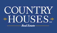 Country Houses Real Estate Logo