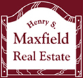 Maxfield Real Estate/Wolfeboro Logo