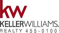 KELLER WILLIAMS REALTY 455-0100 Logo