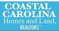 COASTAL CAROLINA HOMES & LAND, REALTORS Logo