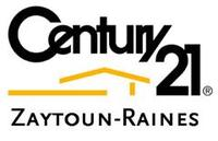 CENTURY 21 ZAYTOUN RAINES Logo