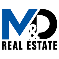 M&D Real Estate Logo
