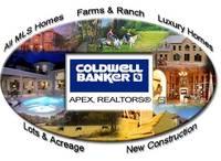 Coldwell Banker Apex, REALTORS Logo