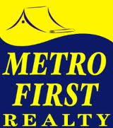 Metro First Realty West Logo