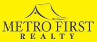 Metro First Realty Logo