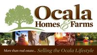 OCALA HOMES AND FARMS Logo
