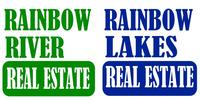 RAINBOW LAKES & RIVER RE Logo